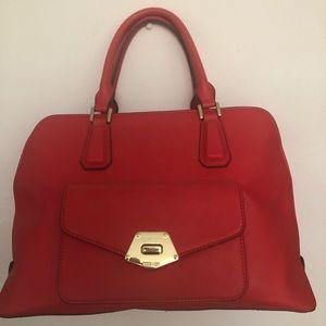 Nine West Red Orange Bag